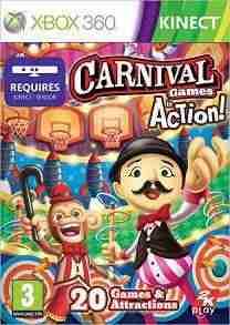 Descargar Carnival Games [MULTI5][Region Free][KINECT] por Torrent